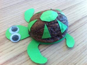 teknős, újrahasznosítás, www.mokuslekvar.hu