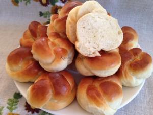 friss péksütemény kép