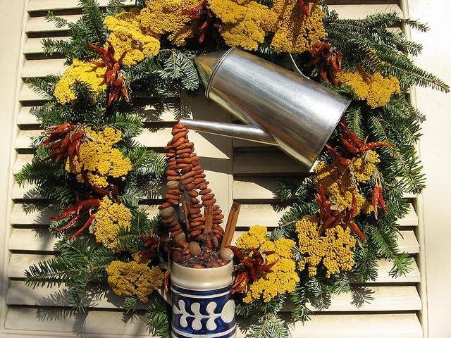 karácsonyi koszorú47