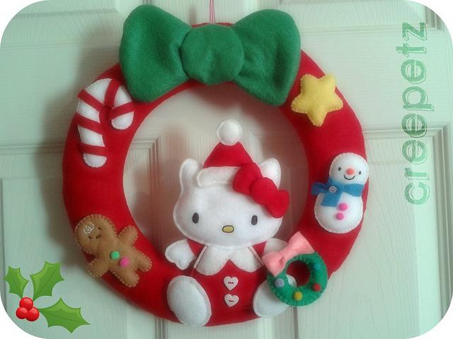 karácsonyi koszorú60