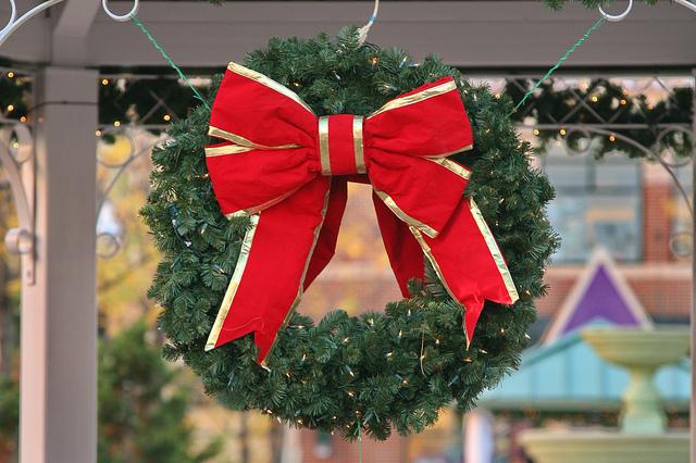 karácsonyi koszorú7