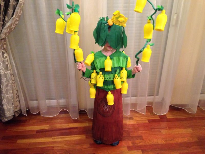 citromfa jelmez, farsang, jelmez házilag, díjnyertes jelmez, www.mokuslekvar.hu