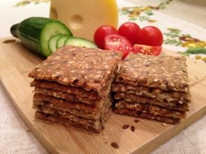 svéd ropogós kenyér, kenyér recept, házi kenyér, tartós kenyér, Kocsis Hajnalka receptje, www.mokuslekvar.hu