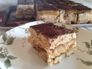tiramisu, tiramisu recept, édesség sütés nélkül, Kocsis Hajnalka receptje, www.mokuslekvar.hu