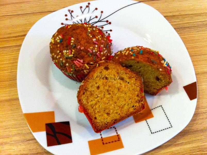 sárgarépás muffin, Kocsis Hajnalka receptje, www.mokuslekvar.hu