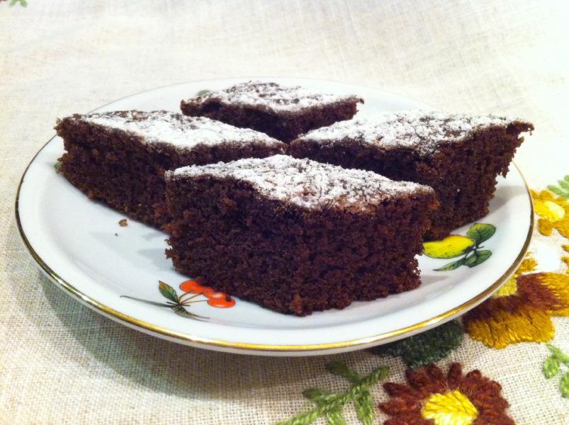 brownie, Kocsis Hajnalka receptje, www.mokuslekvar.hu