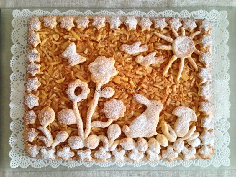 almás pite, Kocsis Hajnalka receptje, www.mokuslekvar.hu