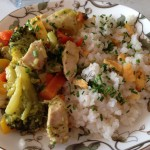 kínai pirított csirke, Kocsis Hajnalka receptje, www.mokuslekvar.hu
