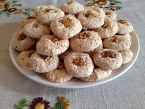 francia kókuszos csók, Kocsis Hajnalka receptje, www.mokuslekvar.hu