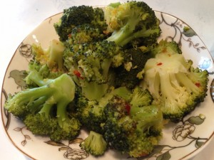 Kínai brokkoli