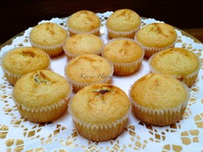 kókuszos muffin, muffin recept, Kocsis Hajnalka receptje, www.mokuslekvar.hu
