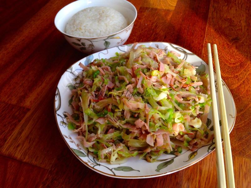 kínai káposzta, Kocsis Hajnalka receptje, www.mokuslekvar.hu