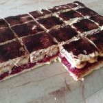 meggyes mascarpone-s kocka, Kocsis Hajnalka receptje, www.mokuslekvar.hu