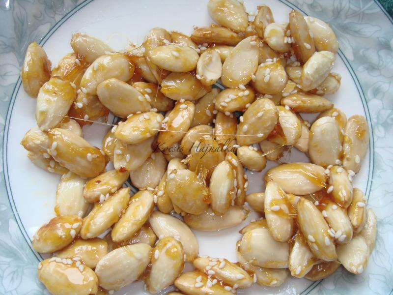 kínai édes mandula, Kocsis Hajnalka receptje, www.mokuslekvar.hu